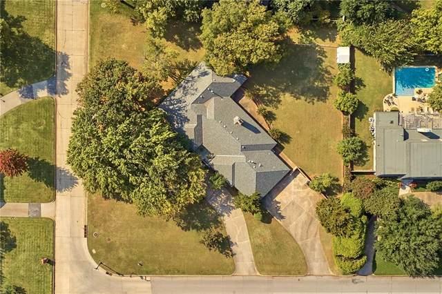 7301 Waverly Avenue, Nichols Hills, OK 73120 (MLS #935748) :: ClearPoint Realty