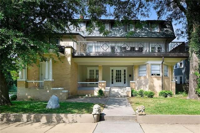 827 NW 17th Street, Oklahoma City, OK 73106 (MLS #935783) :: The UB Home Team at Whittington Realty