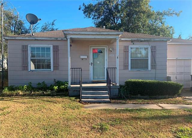 1472 Rancho Drive, Oklahoma City, OK 73119 (MLS #935789) :: Homestead & Co