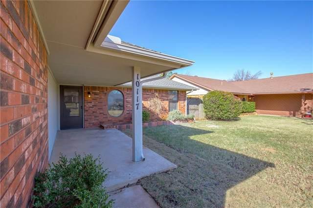 10117 S Carter Court, Oklahoma City, OK 73159 (MLS #935819) :: Homestead & Co