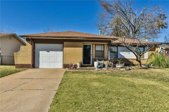 2829 SW 63rd Street, Oklahoma City, OK 73159 (MLS #935838) :: Homestead & Co