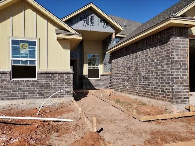 7417 NW 159th Terrace, Edmond, OK 73013 (MLS #935865) :: Homestead & Co