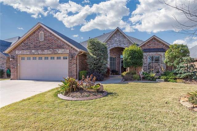 17305 Vitoria Drive, Oklahoma City, OK 73170 (MLS #935867) :: Homestead & Co