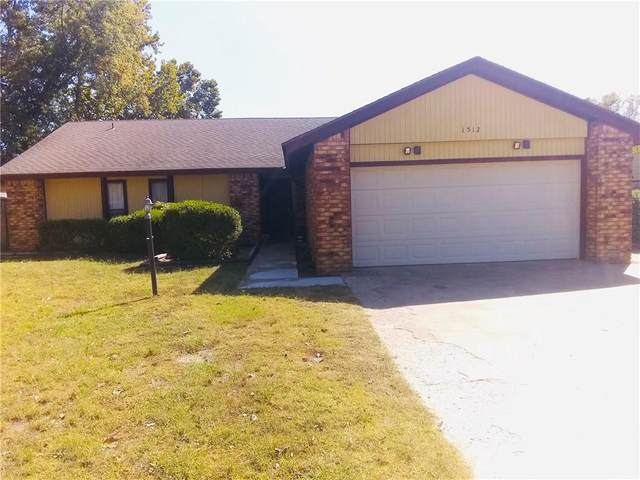 1512 Old Farm Road, Norman, OK 73072 (MLS #935877) :: Homestead & Co