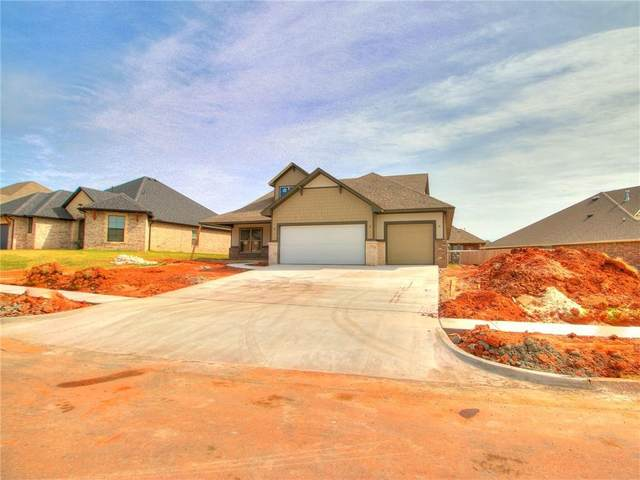 1608 Pendleton Place, Moore, OK 73160 (MLS #935883) :: ClearPoint Realty