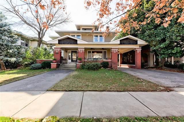 806 NW 16th Street, Oklahoma City, OK 73106 (MLS #935894) :: Homestead & Co