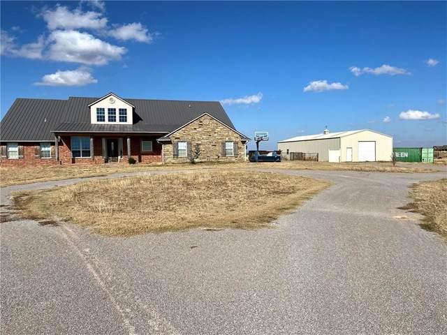 1831 Ash Ne, Piedmont, OK 73078 (MLS #935924) :: Homestead & Co