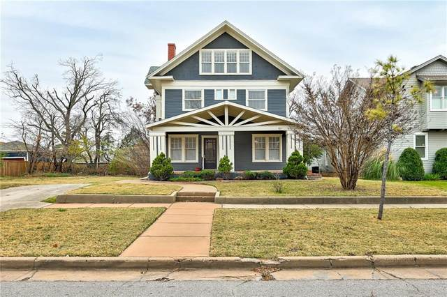909 NW 19th Street, Oklahoma City, OK 73106 (MLS #935928) :: Homestead & Co