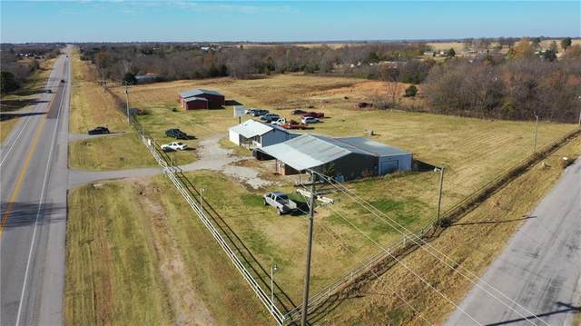 7358 State Hwy 3W, Ada, OK 74820 (MLS #935934) :: The UB Home Team at Whittington Realty