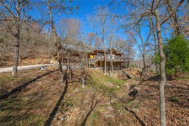 3900 Fork Lane, Sulphur, OK 73086 (MLS #935948) :: Homestead & Co