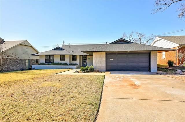 5617 N Ross Avenue, Oklahoma City, OK 73112 (MLS #935966) :: Homestead & Co