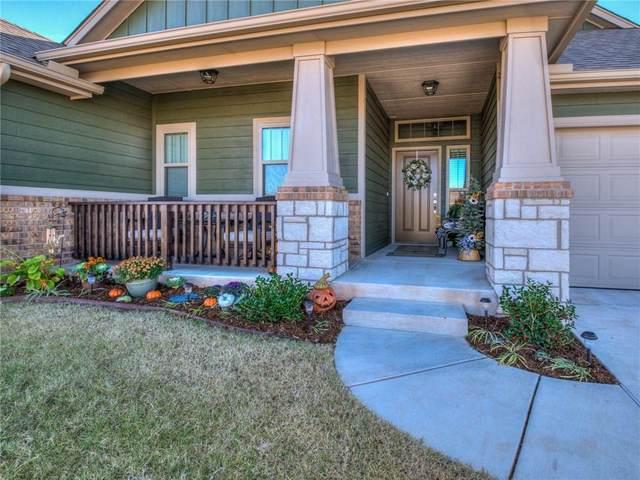 620 Carolyn Ridge Road, Norman, OK 73071 (MLS #935976) :: Homestead & Co
