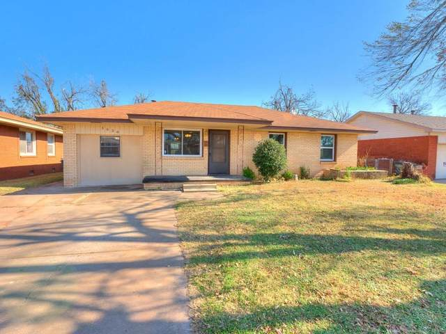 1628 Hanna Drive, Del City, OK 73115 (MLS #935978) :: Homestead & Co