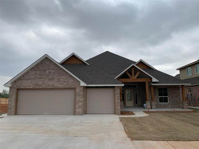5100 Mccann Court, Mustang, OK 73064 (MLS #935989) :: Your H.O.M.E. Team
