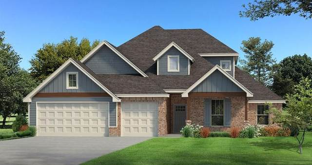 12400 Bristlecone Pine Boulevard, Oklahoma City, OK 73142 (MLS #936009) :: The UB Home Team at Whittington Realty