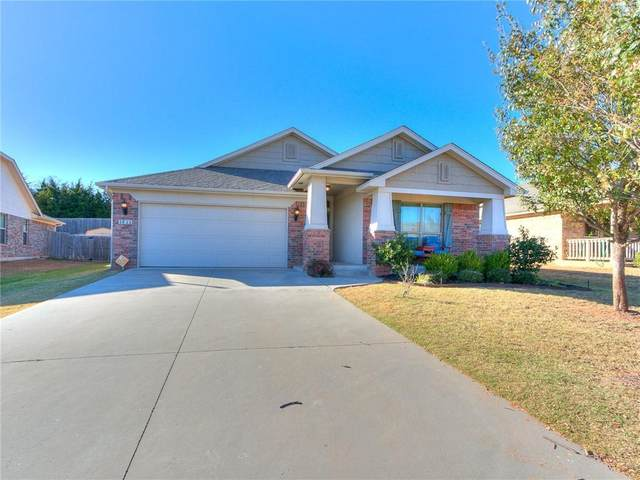1713 Choctaw Wood Drive, Choctaw, OK 73020 (MLS #936012) :: The UB Home Team at Whittington Realty