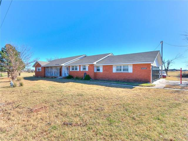 1240 NW 115th Street, Oklahoma City, OK 73114 (MLS #936047) :: Homestead & Co