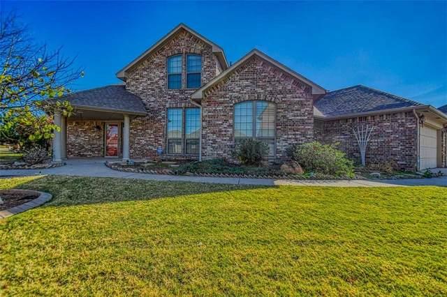 532 SW 123rd Place, Oklahoma City, OK 73170 (MLS #936068) :: Homestead & Co