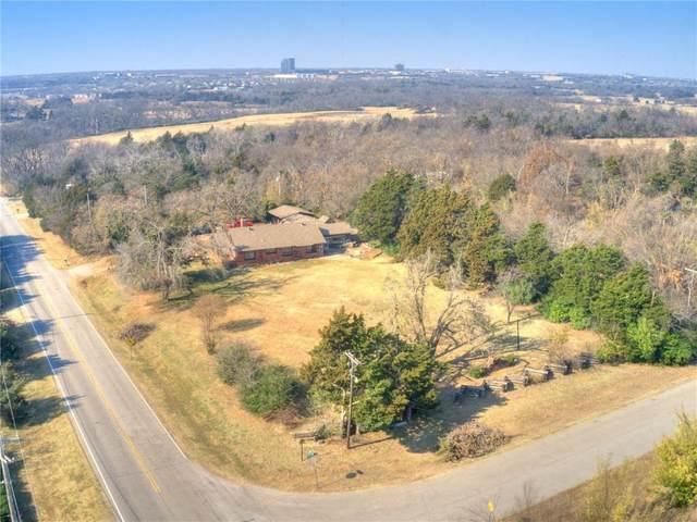 1603 E Wilshire Boulevard, Oklahoma City, OK 73111 (MLS #936085) :: Homestead & Co