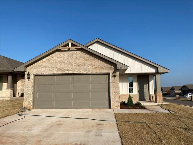4636 Tsavo Way, Oklahoma City, OK 73179 (MLS #936086) :: Homestead & Co