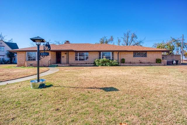 904 S 8th Street, Kingfisher, OK 73750 (MLS #936091) :: Erhardt Group at Keller Williams Mulinix OKC