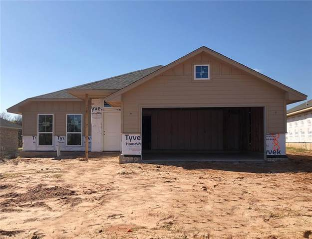 4308 Eagle Cliff Drive, Norman, OK 73072 (MLS #936096) :: Homestead & Co
