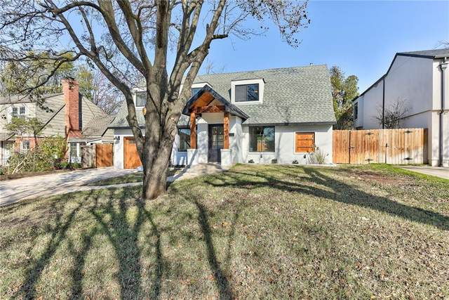 1107 Hemstead Place, Nichols Hills, OK 73116 (MLS #936140) :: Homestead & Co