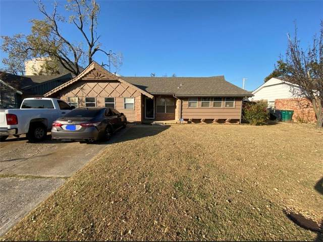 3917 NW 52nd Street, Oklahoma City, OK 73112 (MLS #936178) :: Erhardt Group at Keller Williams Mulinix OKC