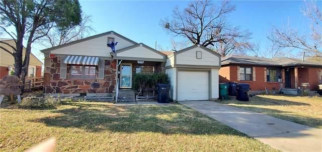 3719 N Hartford Street, Oklahoma City, OK 73112 (MLS #936179) :: KG Realty