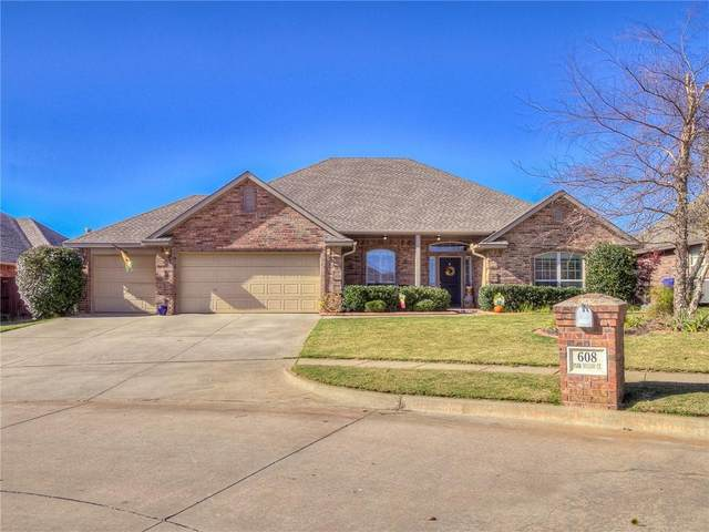 608 Park Hollow Court, Norman, OK 73071 (MLS #936197) :: KG Realty
