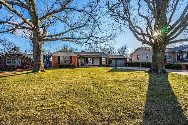 2718 Warwick Drive, Oklahoma City, OK 73116 (MLS #936211) :: KG Realty