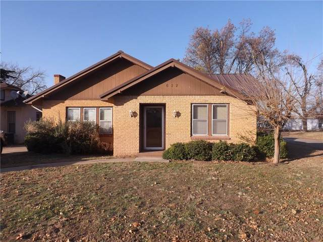 622 E Main Street, Tipton, OK 73570 (MLS #936231) :: Homestead & Co