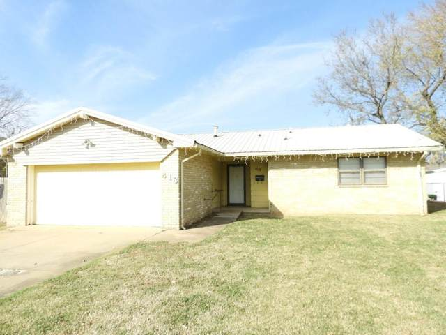 418 Sims Place, Seminole, OK 74868 (MLS #936267) :: Homestead & Co