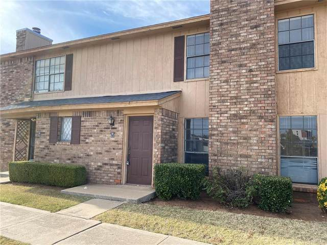 823 Two Forty Place, Oklahoma City, OK 73139 (MLS #936282) :: Homestead & Co