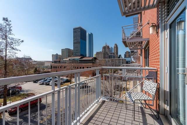 1 NE 2nd Street #313, Oklahoma City, OK 73104 (MLS #936294) :: Homestead & Co