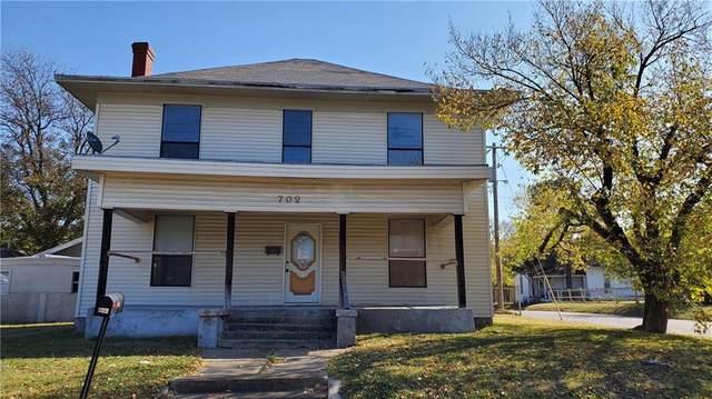 702 N Washington Street, Ardmore, OK 73401 (MLS #936296) :: Homestead & Co