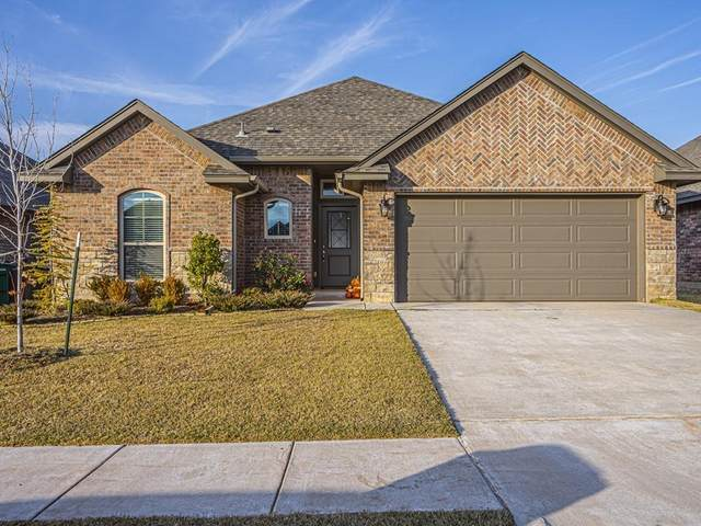 3421 NW 160th Street, Edmond, OK 73013 (MLS #936307) :: Your H.O.M.E. Team