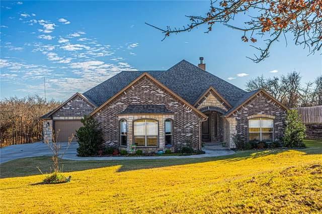 12850 Arbor Meadows Lane, Oklahoma City, OK 73165 (MLS #936366) :: Homestead & Co