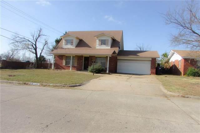 240 Allenhurst Avenue, Oklahoma City, OK 73114 (MLS #936370) :: KG Realty