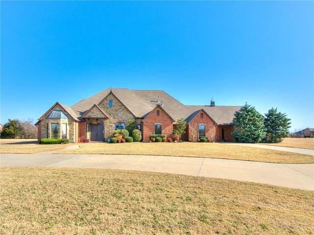 5500 Hidden Meadow Drive, Mustang, OK 73064 (MLS #936372) :: ClearPoint Realty