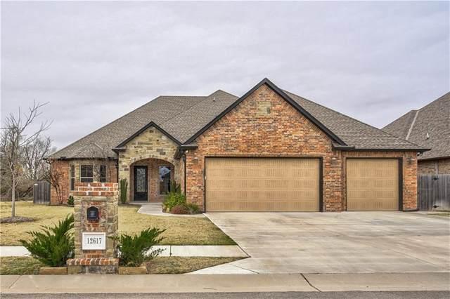 12617 Shenandoah Drive, Oklahoma City, OK 73173 (MLS #936383) :: Homestead & Co