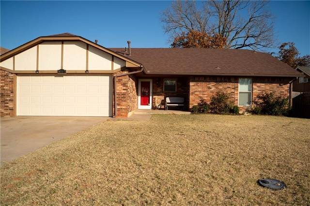 9717 Kent Drive, Midwest City, OK 73130 (MLS #936394) :: The UB Home Team at Whittington Realty