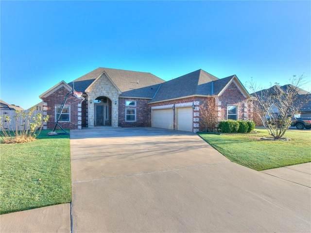 5608 Creekmore Drive, Oklahoma City, OK 73179 (MLS #936395) :: Homestead & Co