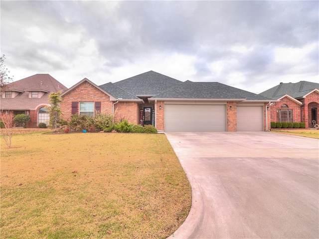 9905 Rockwell Terrace, Oklahoma City, OK 73162 (MLS #936400) :: Homestead & Co