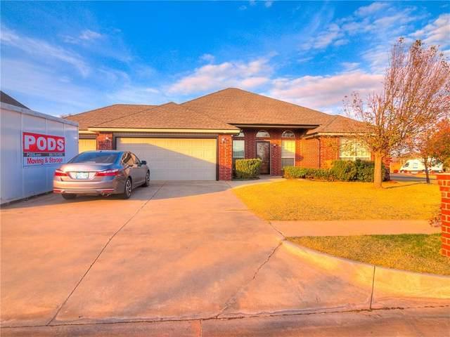 13101 SW 2nd Terrace, Oklahoma City, OK 73099 (MLS #936406) :: Homestead & Co
