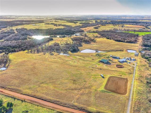 790241 S 3400 Road, Tryon, OK 74875 (MLS #936414) :: Your H.O.M.E. Team