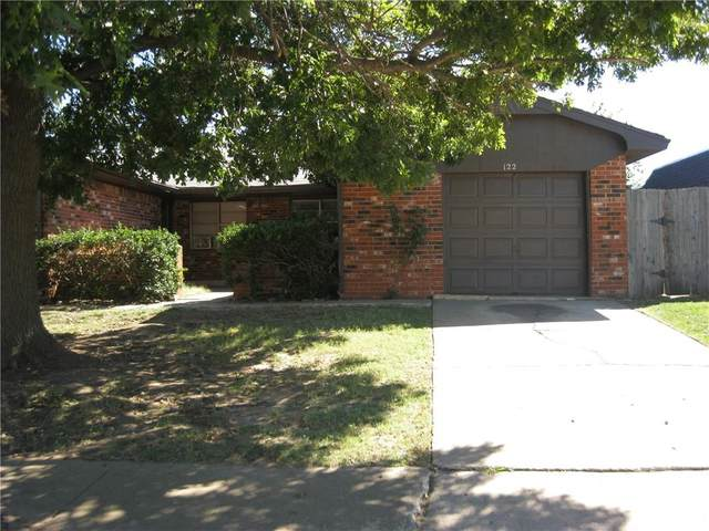 122 Crystal Circle, Norman, OK 73069 (MLS #936427) :: Homestead & Co