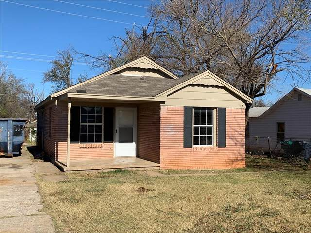 239 SE 52nd Street, Oklahoma City, OK 73129 (MLS #936428) :: The UB Home Team at Whittington Realty