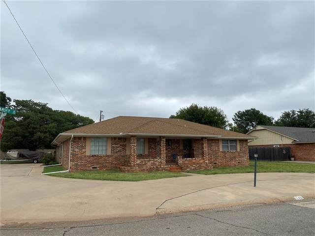 207 NW Ramsey Drive, Elk City, OK 73644 (MLS #936434) :: Keller Williams Realty Elite