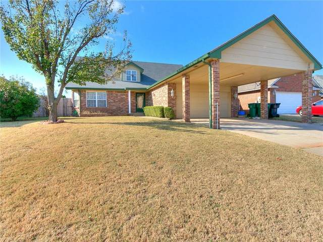5021 Mackelman Drive, Oklahoma City, OK 73135 (MLS #936446) :: Homestead & Co